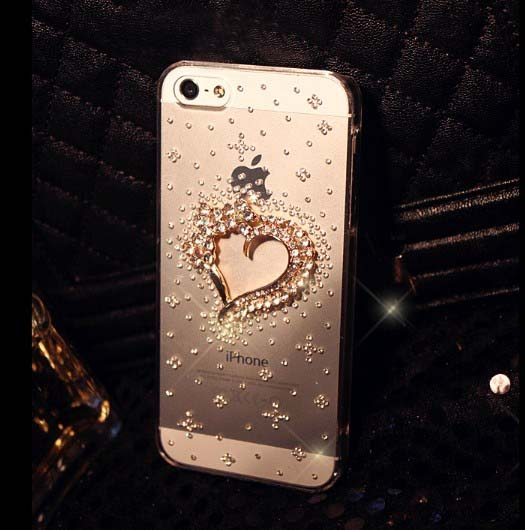 heart iphone 6 plus case